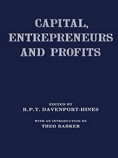 Capital, Entrepreneurs and Profits