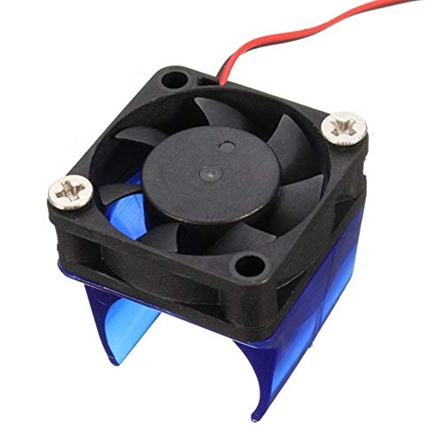 DollaTek Ventilador V6 Fan Cover + Fan para accesorios de impresora 3D