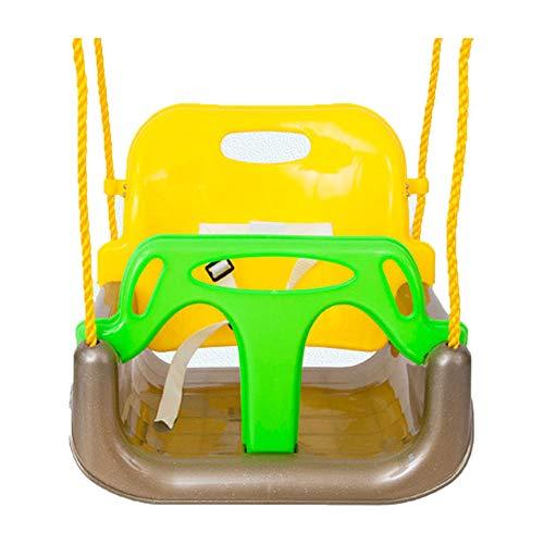 FHUA Kinder Schaukel, Hause DREI-In-One Infant Baby Schaukel Zubehör Baby Outdoor Spielzeug Schwingen Eltern-Kind- Interaktives Spielzeug