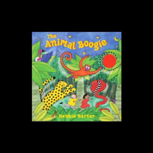 The Animal Boogie audiobook cover art