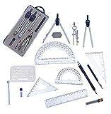 商品名称: Drawing Tools & Drafting Kits for Students Divider Drawing Drafting Architec...
