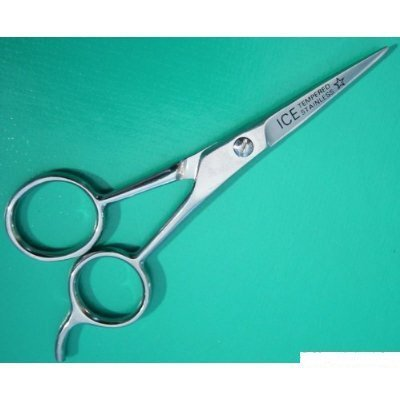 Hair Styling Quality Hair Cut Scissors Tempered 4.5 Cutting Shears (IMPORTANT note: scissors appearance and color of the marking may VARY from the picture shown) Best Seller on Amazon! by SECOM