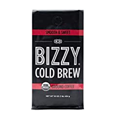 ENGINEERED FOR COLD BREW - Coarse ground coffee optimized for cold brewing to give you a consistent, extra smooth cold brew. BREW YOUR WAY - Brew your cold brew how you would like. Add more water for a less strong cold brew or less water for a strong...