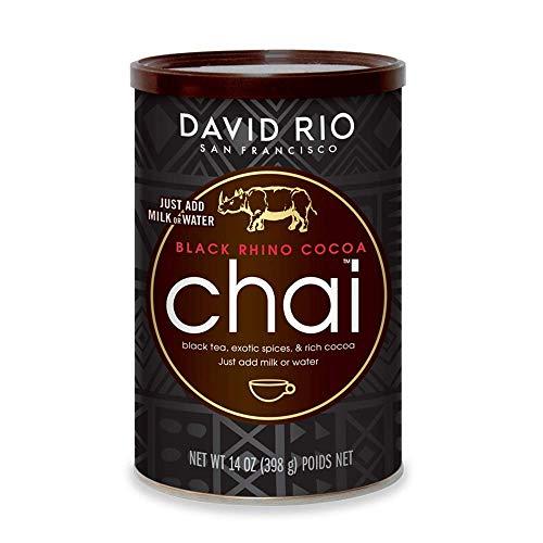 David Rio - Black Rhino Cocoa Chai (398 g)