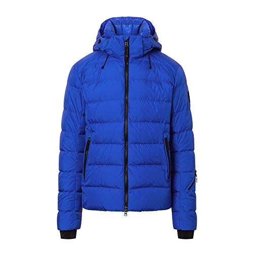 Bogner Fire + Ice Lasse3 Electric Blue - Steppjacke, Größe_Bekleidung_NR:58, Farbe:Electric Blue