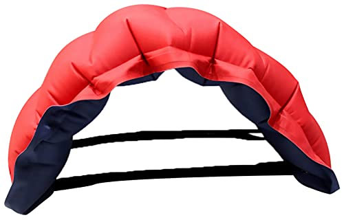 Greyoe Cinturón de Natación, Cinturón Flotador, Entrenador de Natación Inflable Portátil con Hebilla de Seguridad Ajustable para Niños, Adultos, Principiantes en Natación
