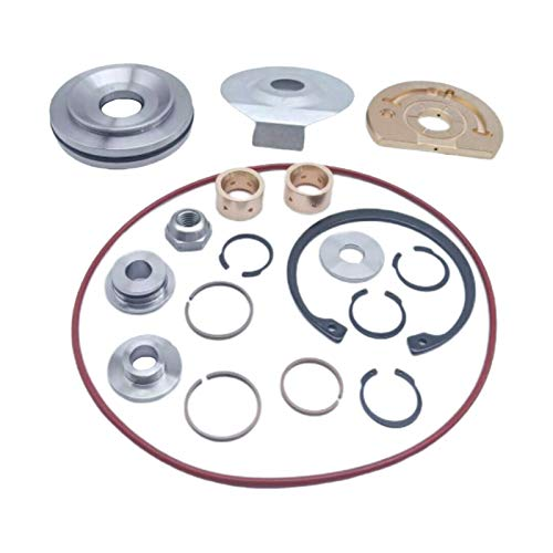 S400 S410 Turbocharger Repair Rebuild Kit Suitable Compatible for Warner,Easy to Use