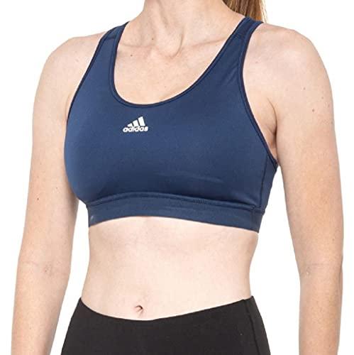 adidas Women's Believe This Bra Tech Indigo/White X-Small
