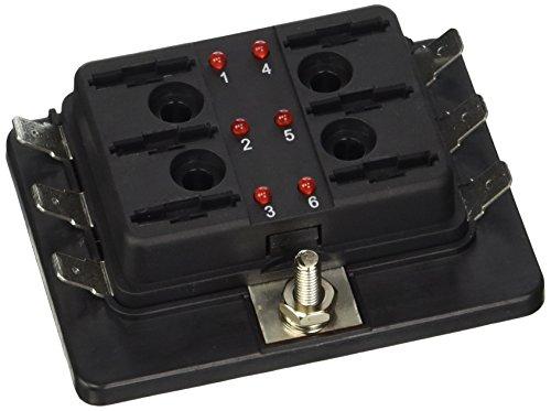 Lampa - Caja de fusibles del bloque de...