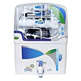 Grand Plus Green NYC RO+UV+UF+TDS with Mineral Cartridges 17 L Water Purifier
