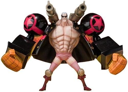 muchas concesiones Figuarts ZERO ZERO ZERO Franky-ONE PIECE FILM Z battle clothes Ver. - (japan import)  nueva gama alta exclusiva
