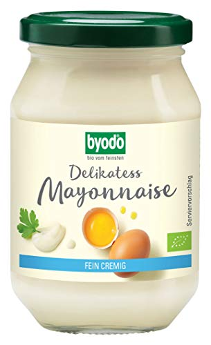 Byodo Bio Delikatess Mayonnaise, 250 ml