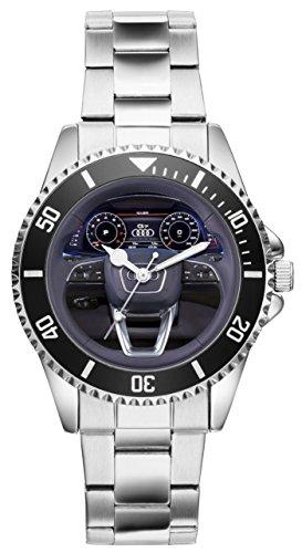 Regalo para Audi Q7 Fan Conductor Kiesenberg Reloj 10125