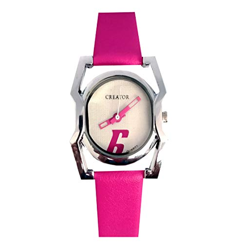 VITREND Latest Model Fancy Costume Matching Analog Watch for Girls and Women(Sent as per Available Colour)