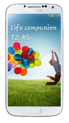 Samsung Galaxy S4 White i9500 16GB Factory Unlocked (International Version) - Marble White