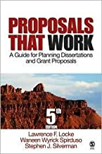 Proposals That Work 5th (fifth) edition Text Only