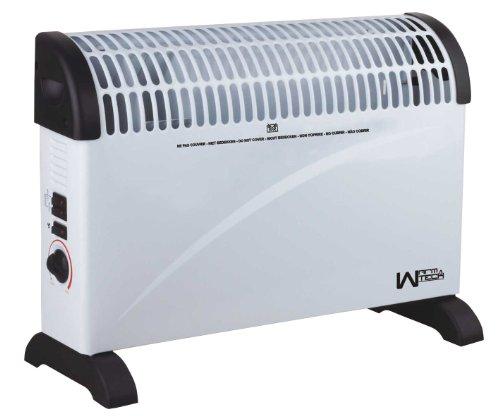 Convector kachel - 2000 W - met turbo ventilatie (DSS-DS11900)