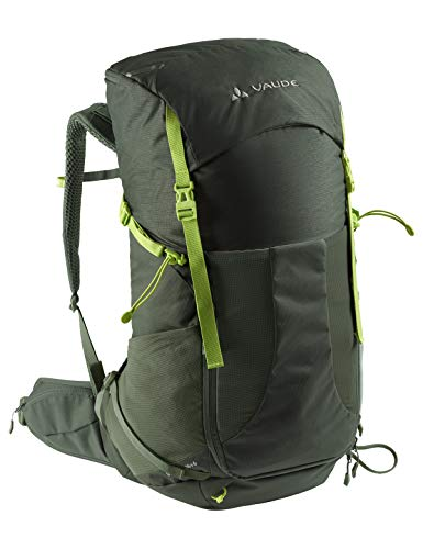 VAUDE Brenta 36+6 Sac à dos 40-49L Olive FR: Taille Unique (Taille Fabricant: One Size)