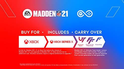 41eqlG10E L - Madden NFL 21 - Xbox One
