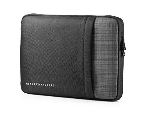HP UltraBook (F8A00AA) Schutzhülle (für Ultrabooks) 39,6 cm (15,6 Zoll) schwarz/gemustert