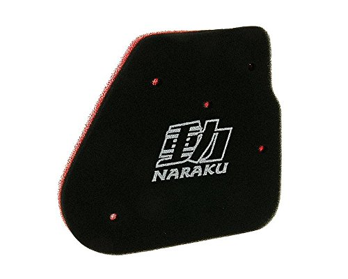 Luftfilter Einsatz Naraku Double Layer für KREIDLER Galactica 2.0 50 DD 2-Takter