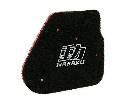 Luftfilter Einsatz Naraku Double Layer für KEEWAY RY8 50 racing