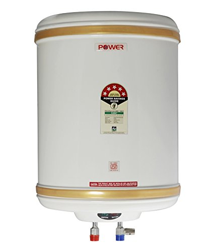 POWER PYE ELECTRONICS 5 Star ISI Mark 25 L Stainless Steel Water...