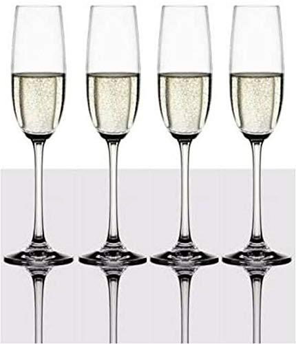 Set 4 Sektkelche Champagner CREMONA Spiegelau