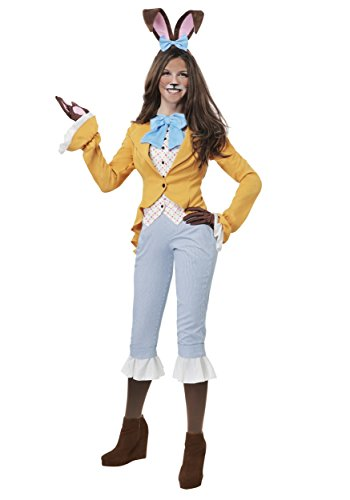 March Hare Women's Fancy Dress Costume X-Small