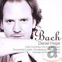 Bach: Violin & Strings in E Concerto