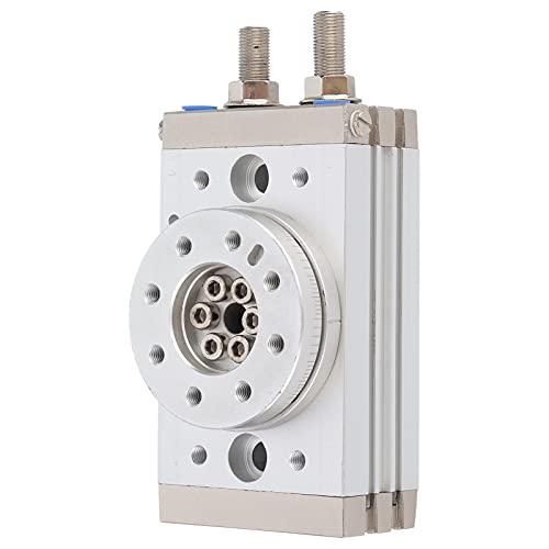 Cilindros de aire pendulares de engranajes, tipo piñón y cremallera de cilindro neumático giratorio para uso a largo plazo en entornos de alta/baja temperatura