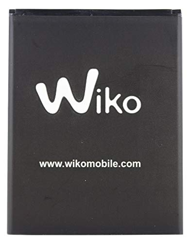 Akku für das Wiko Robby | Li-Ion Ersatzakku mit 2500mAh | Wiko Original-Zubehör | inkl. Bildschirmpad