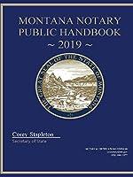 Montana Notary Public Handbook - 2019