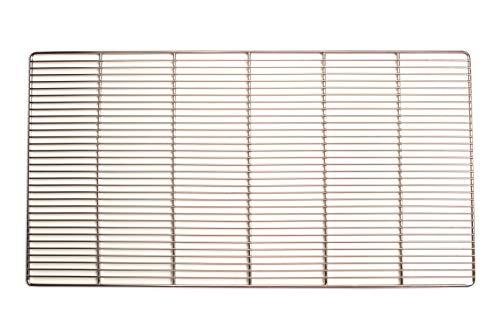PG Metalltechnik Edelstahl-Grillrost 82 x 43 cm …