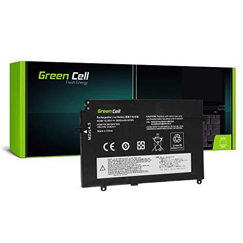 Green Cell 01AV411 01AV412 01AV413 Laptop Battery for Lenovo ThinkPad E470 E475 (3650mAh 10.95V)