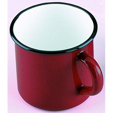 IBILI 911006 Pot, INOX, Rouge, 6 cm