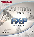 Tibhar Evolution FX P de Tennis de Table revêtement, Rot