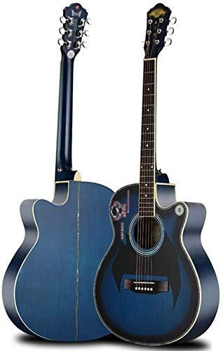 Guitarra eléctrica Guitarra clásica acústica de guitarra for principiantes amantes de la...