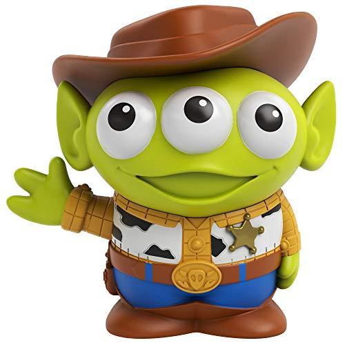 Disney Pixar Aliens Figuras de juguete Woody (Mattel GMJ34)