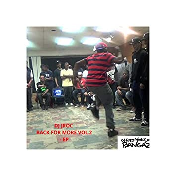 Back for More Vol. 2 - EP