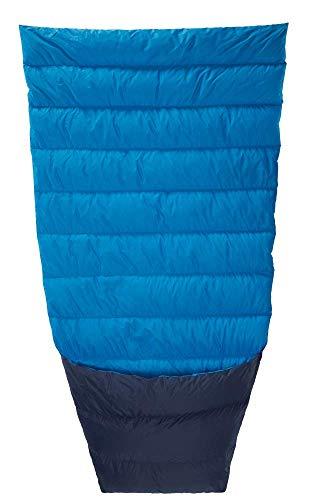 YETI Cosy Cover Mood - Funda de plumón con reposa pies (talla L/XL), color azul
