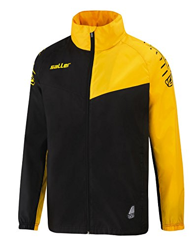 Saller Allwetterjacke »sallerUltimate« 361 schwarz-gelb Gr. L