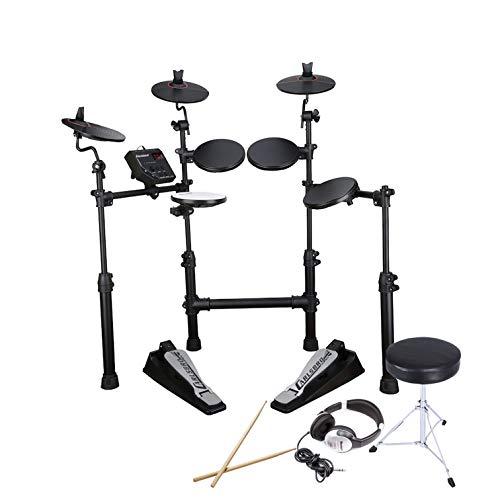 Carlsbro CSD100 Elettronico Digital Drum Kit Sgabello MAPEX OFFERTA AGGIORNATA!