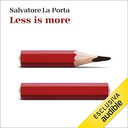 Less is More copertina