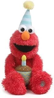 GUND Animated Happy Birthday Elmo