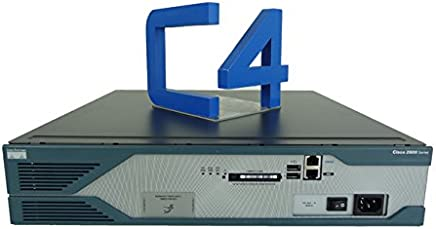 CISCO2821-HSEC//K9 Security Router Bundle 15.1 IOS Cisco 2821 w// AIM-VPN//SSL-2