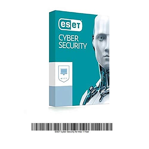 ESET Cyber Security Pro for Mac - Renewal - 1-Year/ 2-Seats