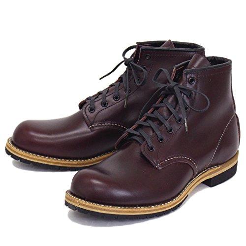 [レッドウイング] REDWING CLASSIC DRESS Beckman Boot ブラックチェリー「フェザーストーン」9411D (5.0D(...