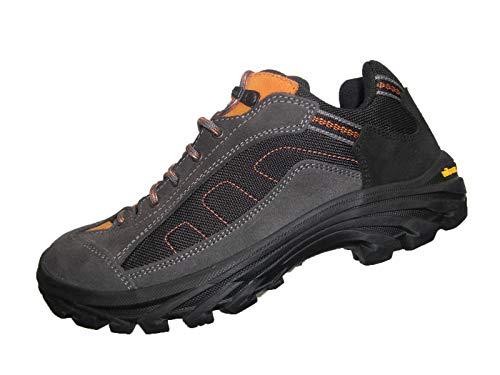 GARSPORT GDT1040012 - Zapato de trekking gris y naranja Size: 42 EU