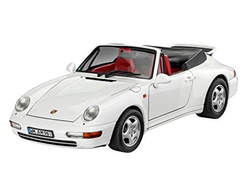 Revell - 07063 - Maquette De Voiture - Porsche Carrera Cabrio - 93 Pièces